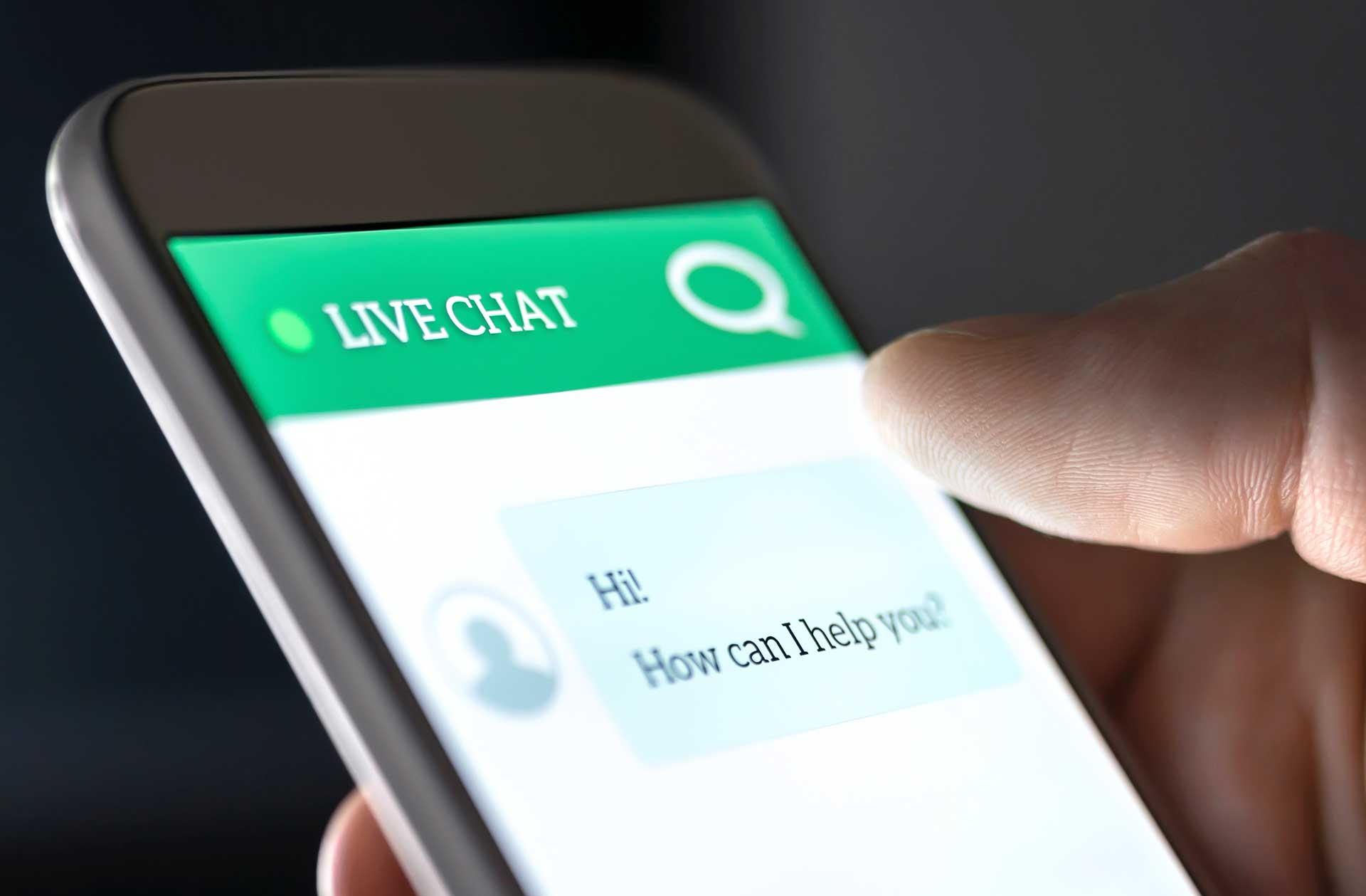 chat_bot_on_phone