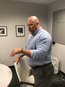Josh Moore, Customer Immersion Experience facilitator