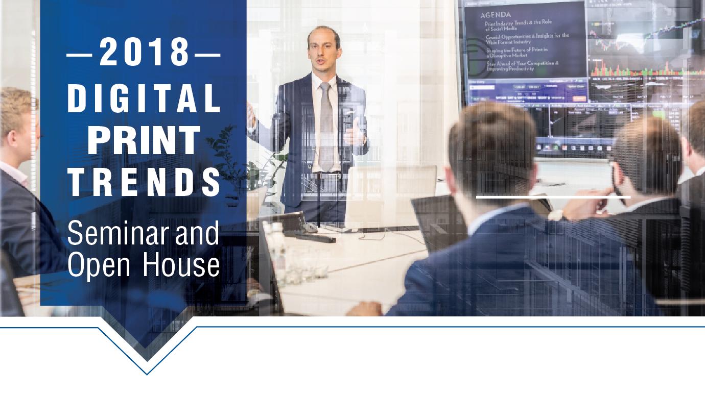2018 Digital Print Trends