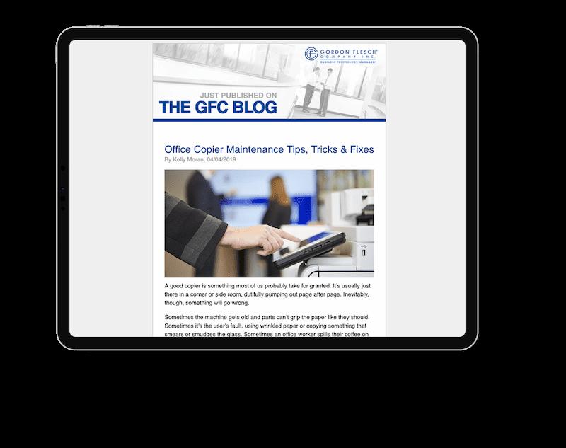 GFC-blog-on-an-iPad