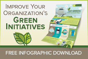 Go Green With Managed Print