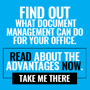 Read about the advantages of Document Management. Click here.