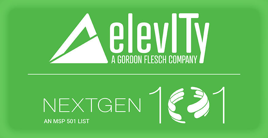 Elevity Ranked Among Elite Managed Service Providers on Inaugural NextGen 101 List