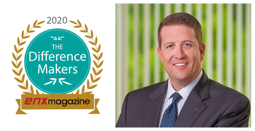Jeff Dotzler Named to ENX Magazine's 2020 Difference Makers List
