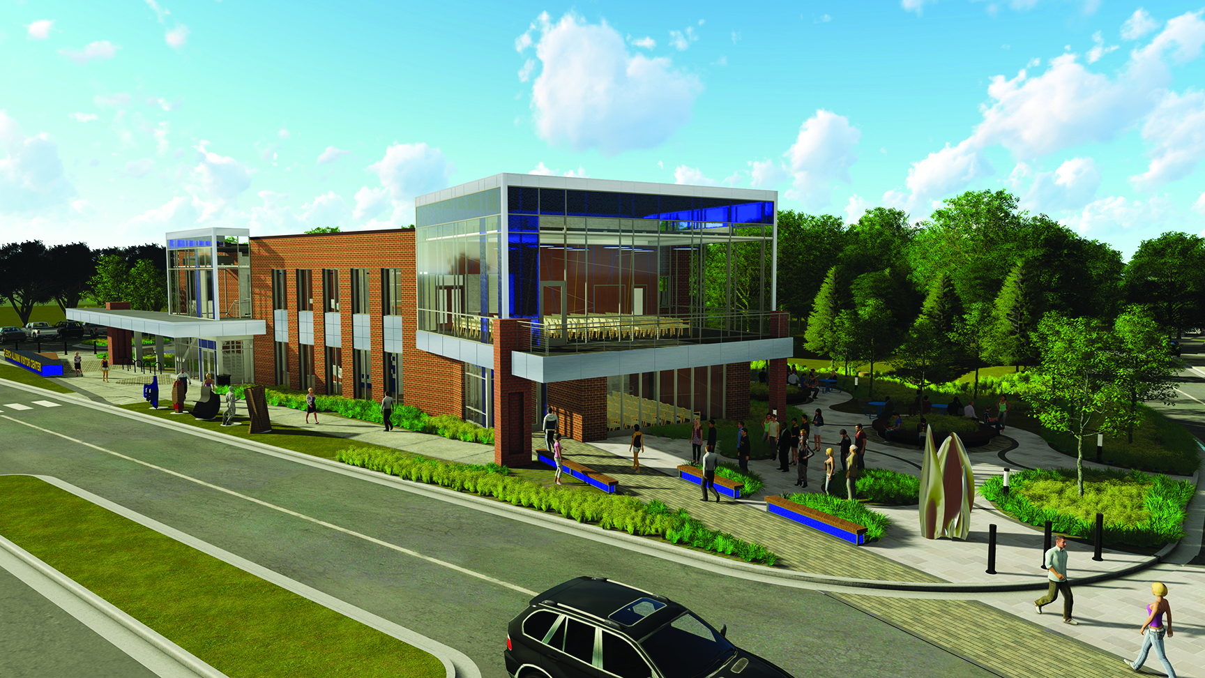 Flesch Family Gift to the University of Wisconsin-Eau Claire will Help Fund Family Welcome Center