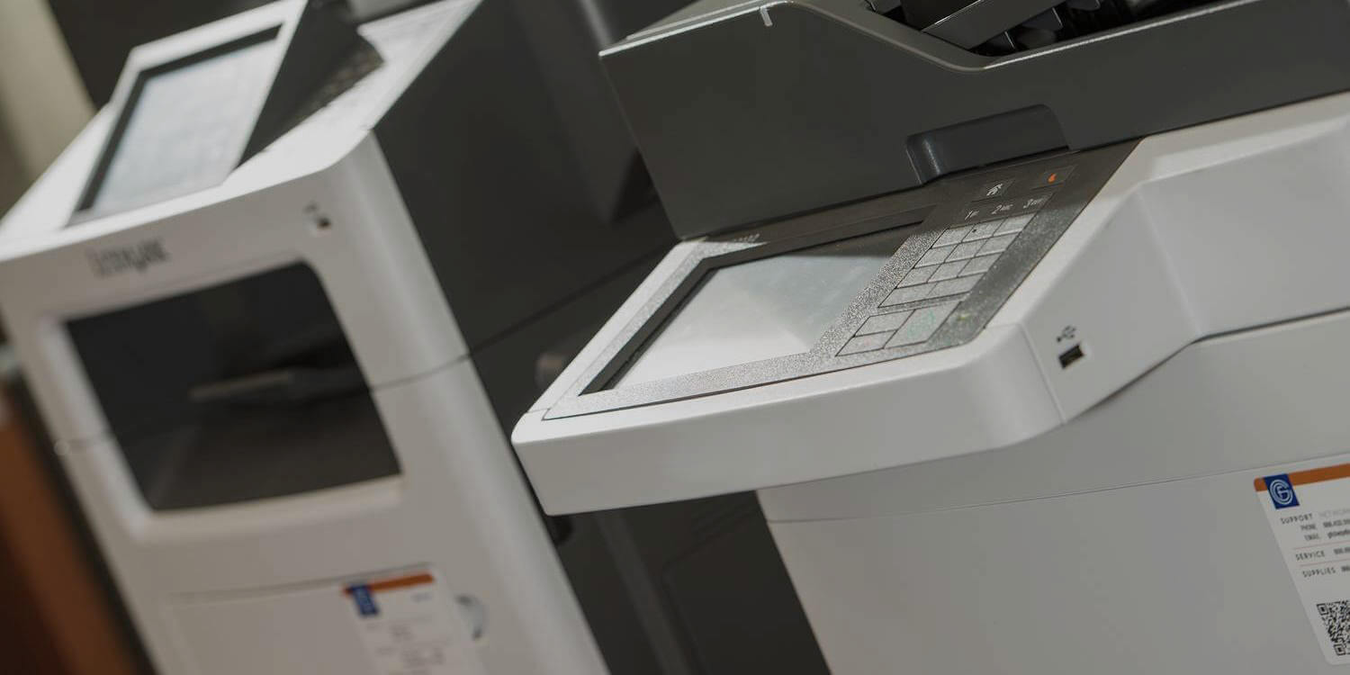 Managed Print Services from GFC