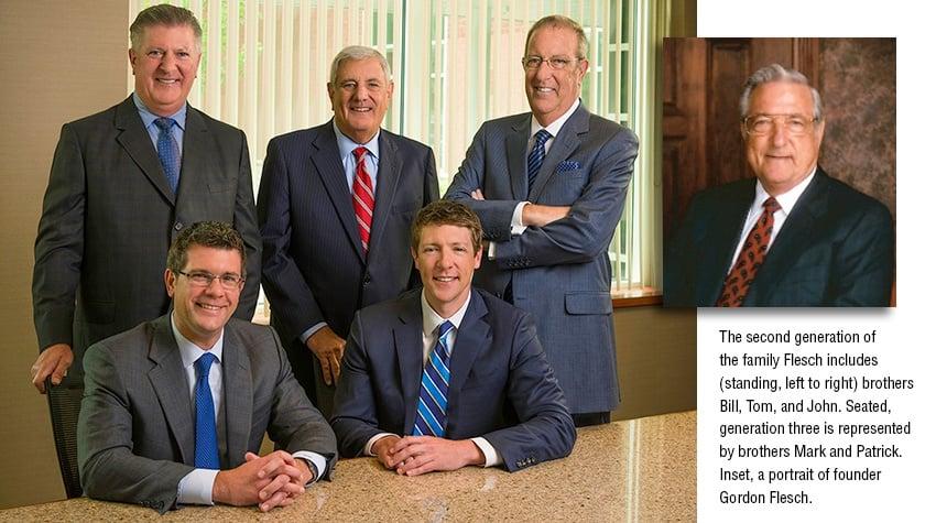 Gordon Flesch Company – 62 Years Old