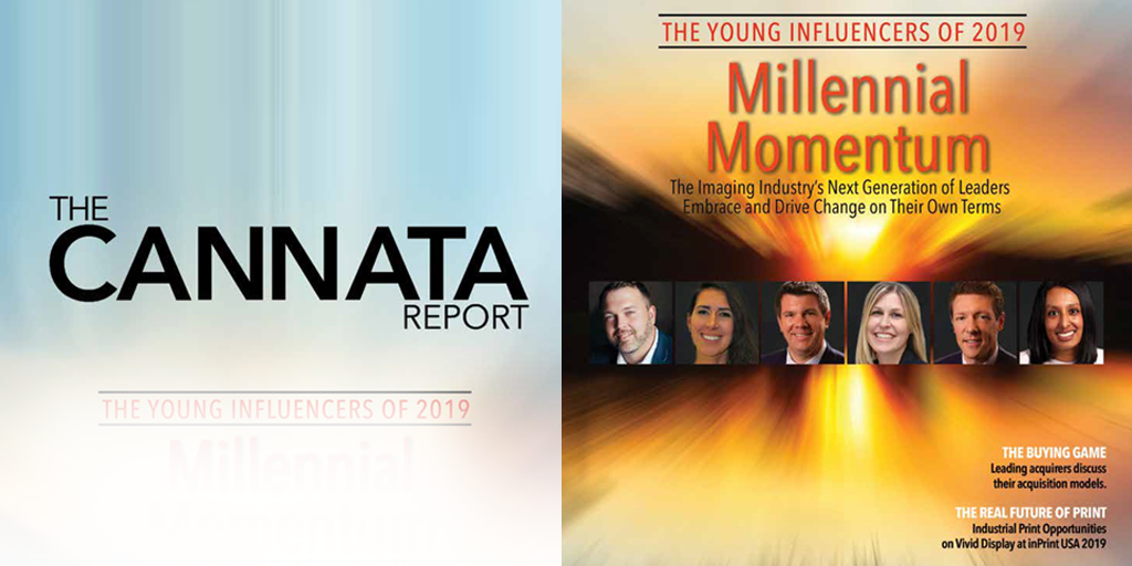 Mark and Patrick Flesch Featured in Cannata Report Young Influencers List
