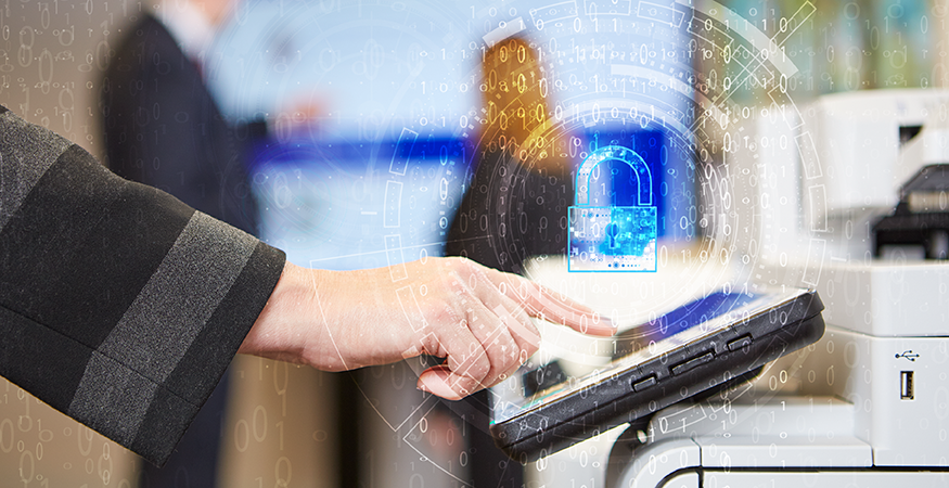 protect printers from hackers