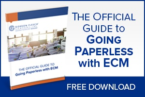 The official guide to going paperless with ECM.