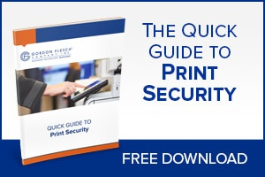 The quick guide to print security.