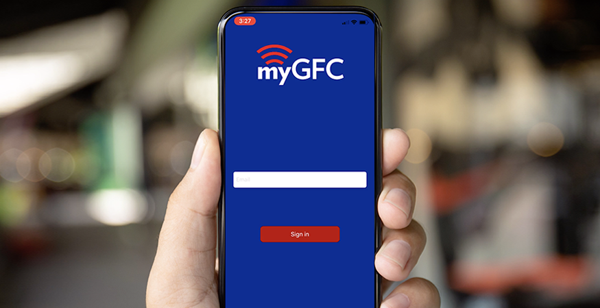 Gordon Flesch Company's New myGFC App Delivers 24 x 7 Mobile Customer Support