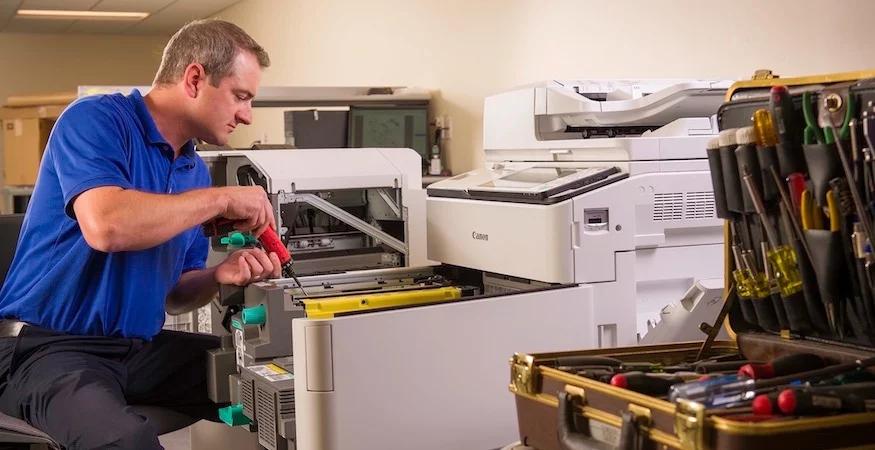 fixing printers